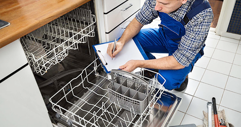 Wolf and Viking Dishwasher Repair in San Francisco